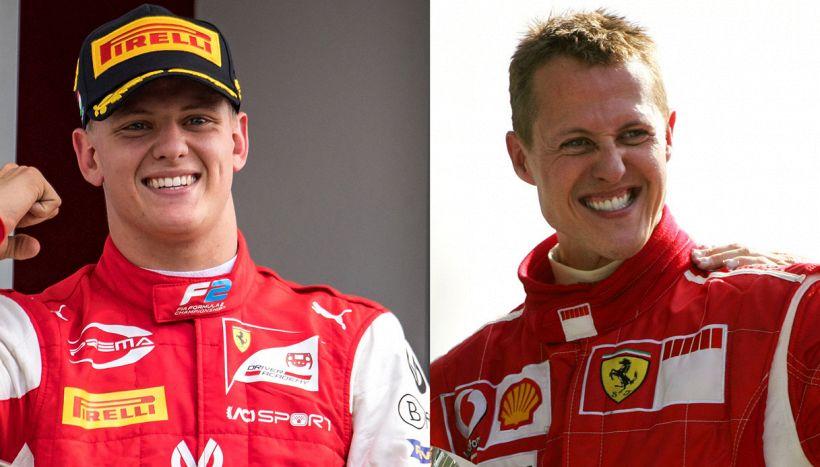 """Michael Schumacher, la confessione di suo figlio Mick: """"Darei tutto"""""""