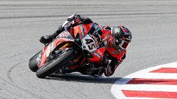 Superbike, Catalogna: in gara-1 tripletta Ducati e due italiani sul podio!