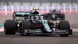 F1, Sebastian Vettel si complimenta per la 100° di Hamilton
