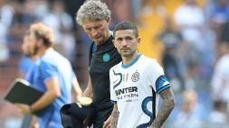 Inter, Simone Inzaghi nei guai: altro lungo stop per Sensi