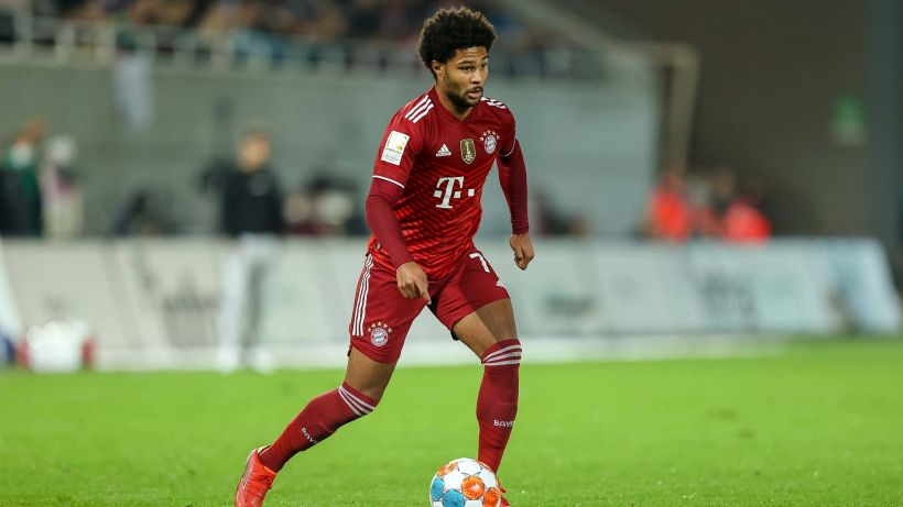 """Bayern Monaco, Gnabry coi piedi per terra: """"Non siamo favoriti, la strada è lunga"""""""