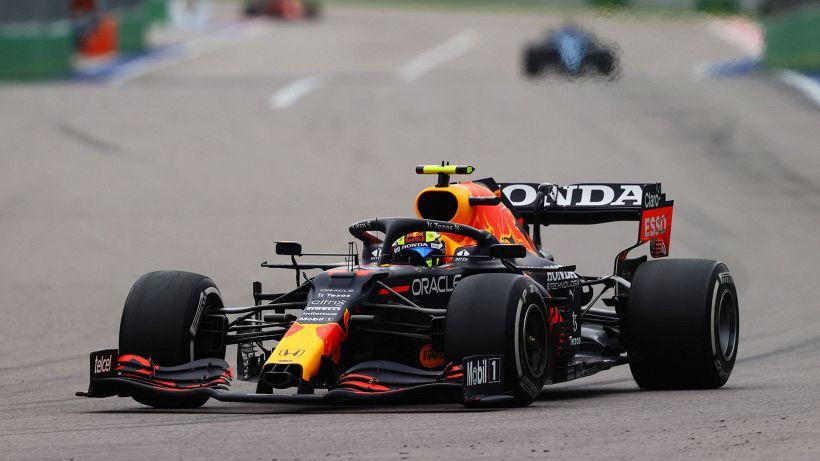 """F1, Sergio Perez deluso: """"Lottavamo per il podio"""""""