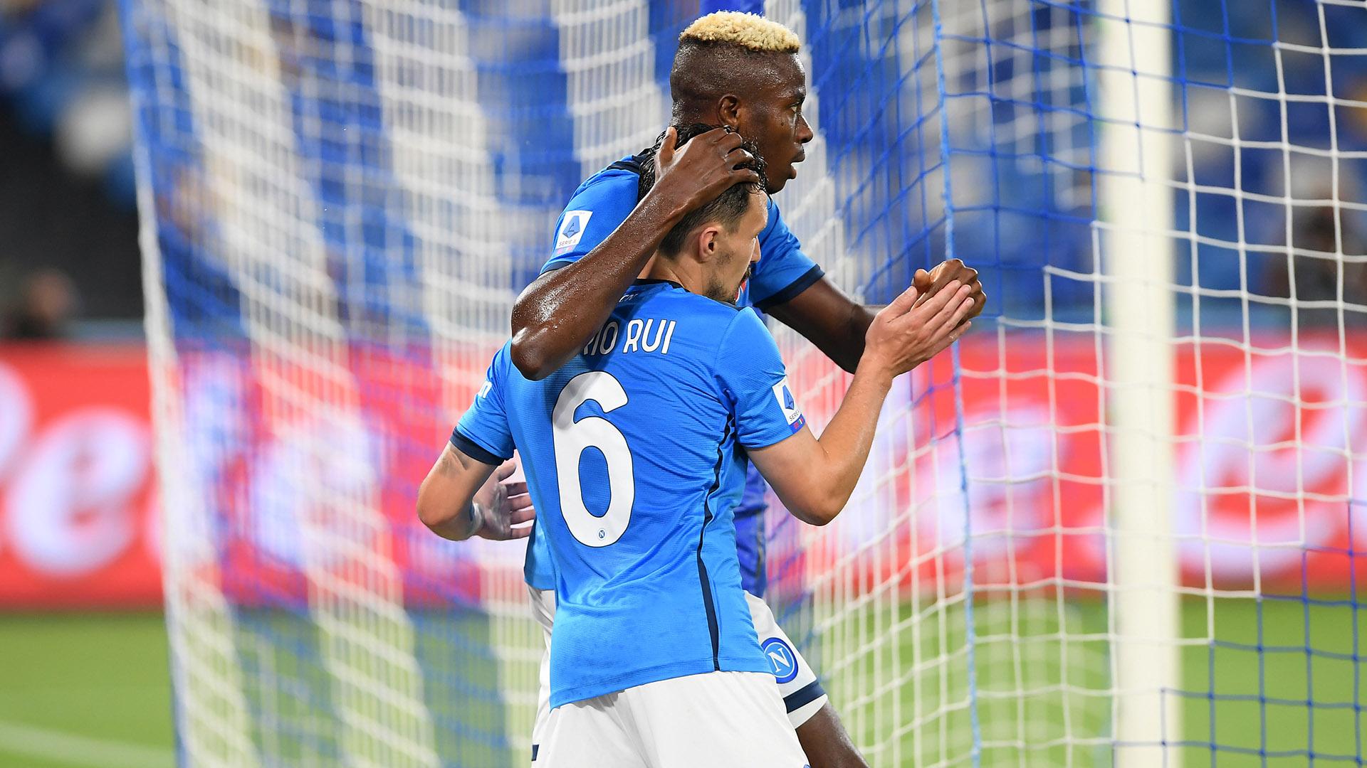 Serie A 2021/2022: Napoli-cagliari 2-0, le foto - Serie A 2021/2022: Napoli-cagliari  2-0, le foto   Virgilio Sport