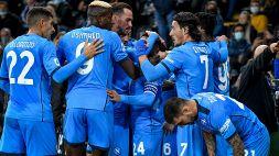 Serie A 2021/2022: Udinese-Napoli 0-4, le foto