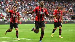Serie A, Milan-Lazio 2-0: le foto