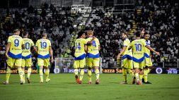 Serie A: Spezia-Juventus 2-3, le foto