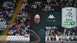 Serie B: il programma delle gare dalla 8^ alla 15^ giornata di campionato