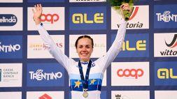 Europei: Silvia Zanardi oro nella gara su strada femminile Under 23