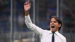 """Inter, Simone Inzaghi: """"Resta l'amaro in bocca"""""""