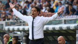 Inter, arriva il primo stop: solo 2 a 2 con la Sampdoria