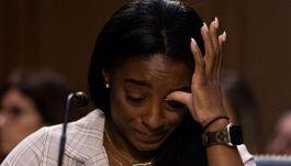 Simone Biles al Senato per denunciare abusi di Larry Nasser.E non solo