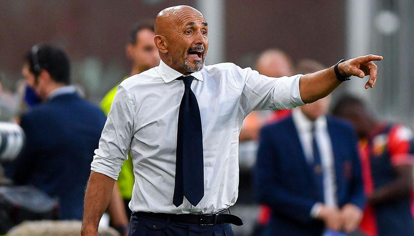 """Il Napoli mette la quinta ma sui social c'è il """"dubbio"""" Spalletti"""