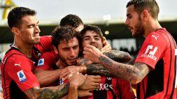 Spezia-Milan 1-2: il tabellino e le pagelle