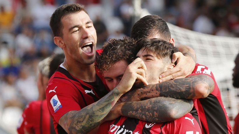 Spezia-Milan 1-2: sboccia Daniel Maldini, decide Brahim Diaz