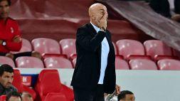 """Milan, il rimpianto di Pioli contro il Liverpool: """"I due goal nel secondo tempo"""""""