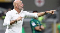 Milan, Pioli senza filtri: si sbilancia sugli obiettivi della sua squadra