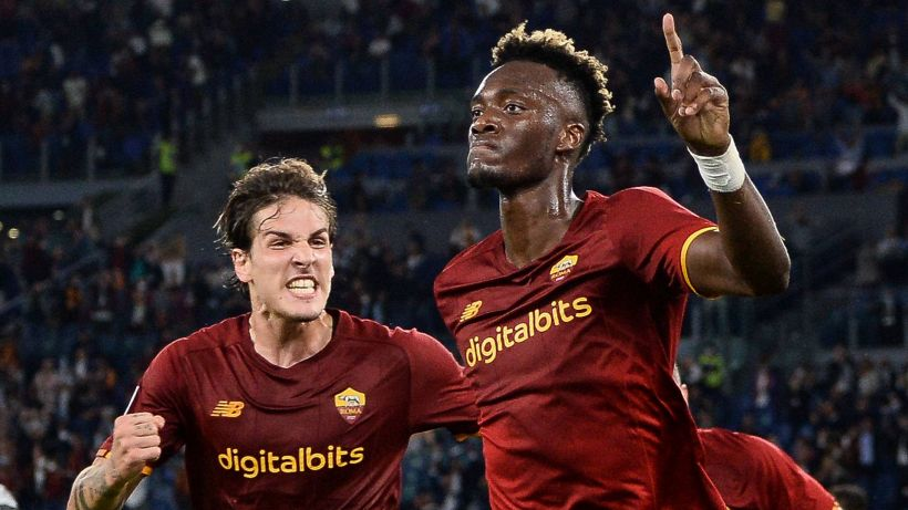 Serie A: Abraham stende l'Udinese, la Roma rialza la testa