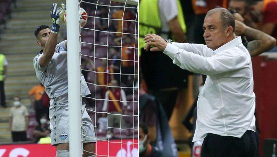 Lazio-Galatasaray: mentre Strakosha si dispera, Fatih Terim se la ride