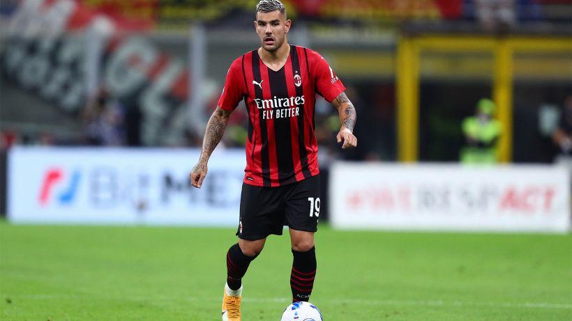 """Milan, Theo Hernandez: """"Vogliamo vincere il campionato"""""""
