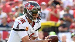 NFL, infinito Tom Brady: nuovo passo verso la leggenda