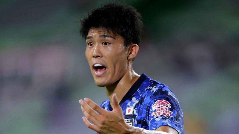 Tomiyasu all'Arsenal: lascia il Bologna per 23 milioni di euro