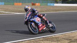 Superbike: Toprak Razgatlioglu fa tris a Magny-Cours