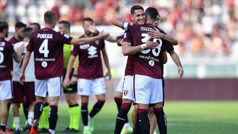 Serie A, 3° giornata: vincono Udinese, Torino e Genoa
