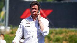 """F1, Toto Wolff non ci sta: """"Basta distruggere il regolamento"""""""