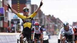 Mondiali Fiandre 2021: Cassani porta nove uomini in Belgio