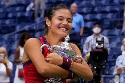 """US Open, Raducanu: """"Non ho sentito pressione"""""""