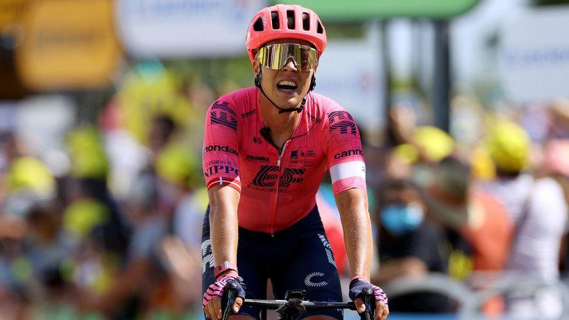 Giro di Toscana: vittoria a sorpresa di Michael Valgren
