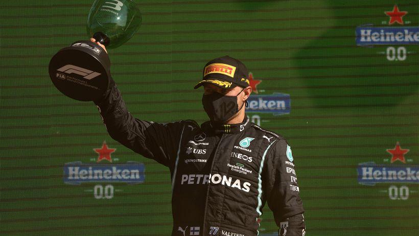 """F1, Valtteri Bottas: """"Gara poco movimentata"""""""