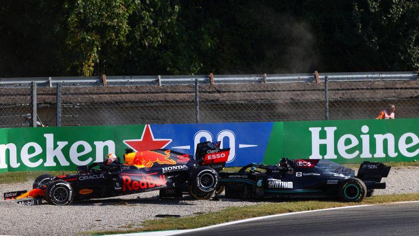 Incidente Verstappen-Hamilton: Liuzzi spiega la decisione dei commissari