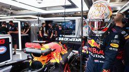Russia: Verstappen cambia la power unit