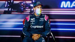 """F1, Vettel: """"Siamo pronti per scendere in pista a Zandvoort"""""""
