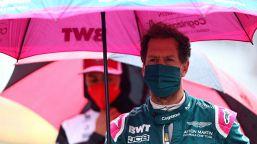 """Vettel: """"Continuo perché amo guidare e vincere"""""""