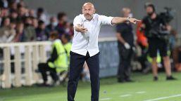 """Fiorentina, Italiano: """"Non sbagliamo quasi mai appoccio"""""""