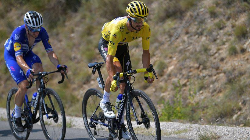 """Ciclismo, Elia Viviani: """"Loulou il mondo del ciclismo ti deve solo ringraziare"""""""