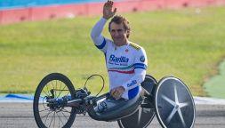 Alex Zanardi, le condizioni attuali dopo l'incidente in handbike