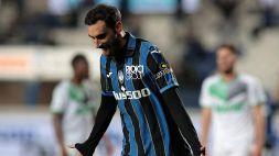 Atalanta-Sassuolo 2-1: Gosens e Zappacosta lanciano la Dea, le pagelle