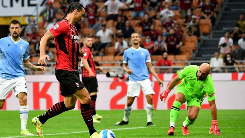 Milan, escluse lesioni per Kjaer. Ibra e Giroud migliorano