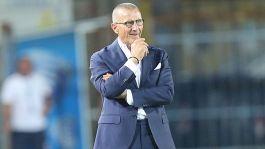 """Empoli, Andreazzoli furioso: """"Lo vede anche mio nipote che quello è rigore"""""""