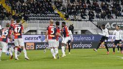 Spezia-Genoa, è goal di Colley o autorete di Sirigu? La decisione