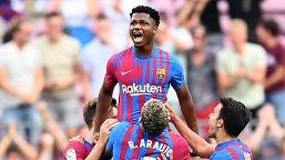 Telenovela finita: Ansu Fati ha rinnovato col Barcellona fino al 2027