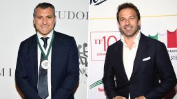 Corso superato: Del Piero, De Rossi e Vieri ottengono il patentino da allenatori