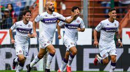 Formazioni ufficiali Fiorentina-Cagliari: gioca Saponara, fuori Callejon