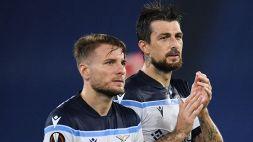 Europa League, Lazio-Olympique Marsiglia 0-0: le foto
