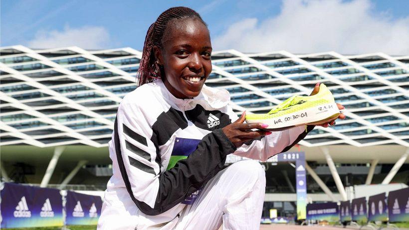 Atletica, tragedia in Kenya: assassinata Agnes Tirop