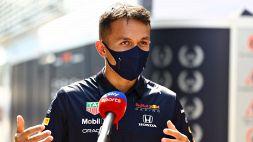 """F1, Albon: """"Sbagliata la penalità a Gasly"""""""