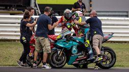 MotoGP, Bagnaia racconta il primo incontro con Valentino Rossi